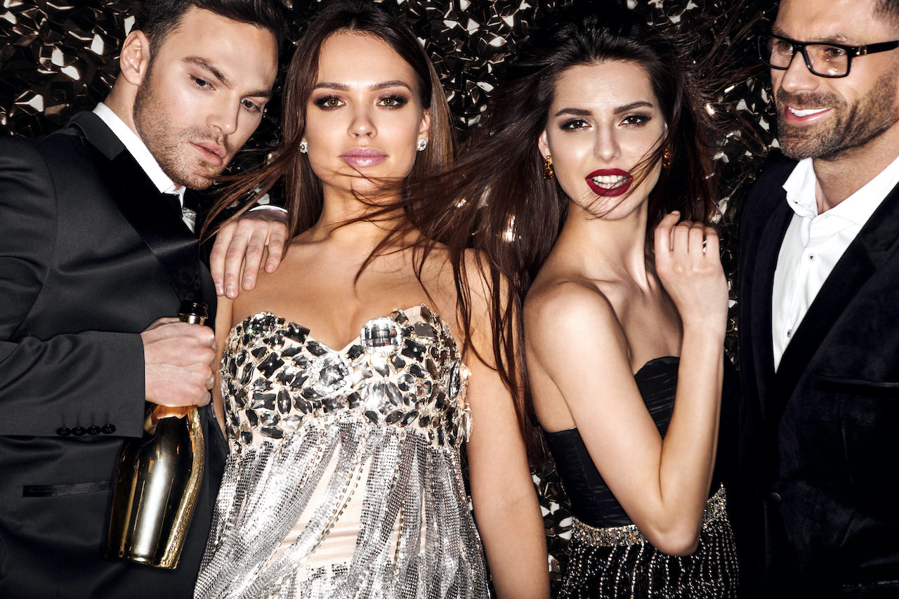 High-Class Swinger Party on November 14 | EPICURE